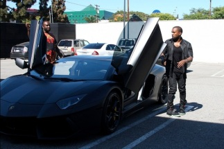 Kanye-West-Lamborghini-matte