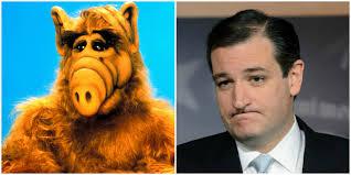 Ted Cruz and Alf