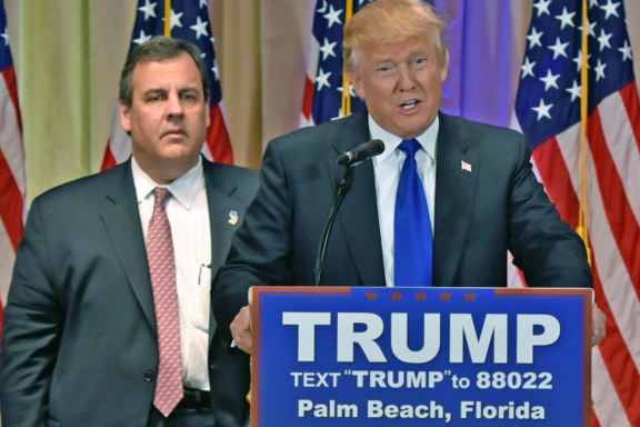 Christie Scaredo of Trump
