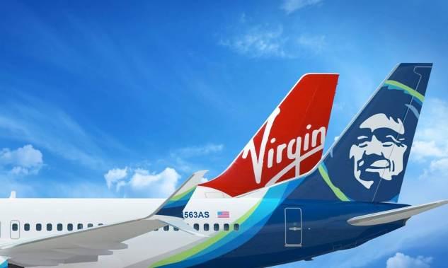 Alaska and Virgin
