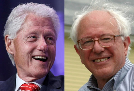 bill-clinton-bernie-sanders