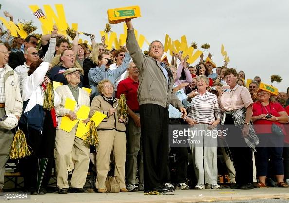 George W Bush Cheesehead.jpg