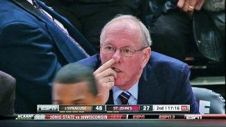 Jim Boeheim Picking Nose.jpg