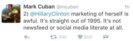 Mark Cuban Tweet 2